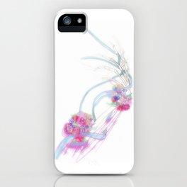 Ophelia's arm iPhone Case
