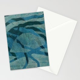 Abstract No. 126 Stationery Cards