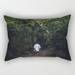 Jungle walk Rectangular Pillow