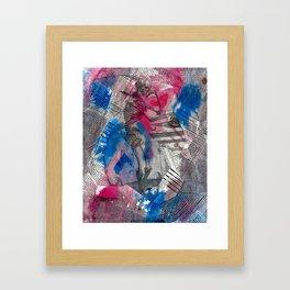Vesalius Memento Mori Framed Art Print