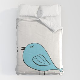 Early Bird Song Comforters