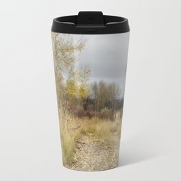 A Walk in Willow Flats - Grand Tetons Travel Mug