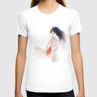 naked T-shirts featuring  naked by tatiana-teni