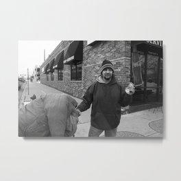 Billy Long Metal Print