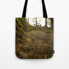 Caminos de Oregon Tote Bag
