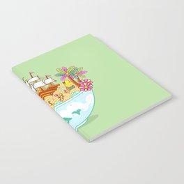 Ocean Adventure Ramen Notebook