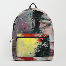 Asian girl - L'une 68-3- Backpack