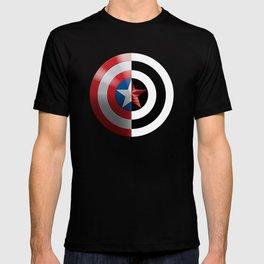 captain - Bucky Winter Soldier T-shirt