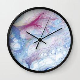 Inner Workings by Julia Duerler Wall Clock