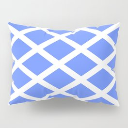abstraction from the flag of scotland. Pillow Sham