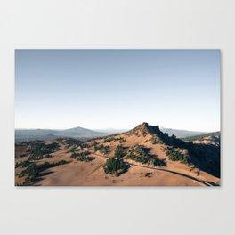 The Drive Canvas Print