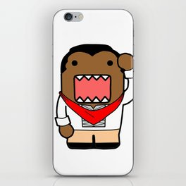 Domo Bonifacio iPhone Skin