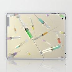 Syringe frenzy Laptop & iPad Skin