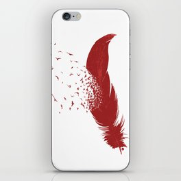 Birds of A Feather (Society6 Edition) iPhone Skin