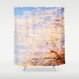 Indian Summer 6 Shower Curtain