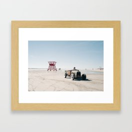 The Race of Gentlemen 9 Framed Art Print