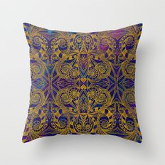 Indian Style G233 Throw Pillow