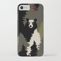 bears iPhone & iPod Cases featuring BEARS by Kimsa