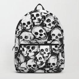 Catacomb Skulls Backpack
