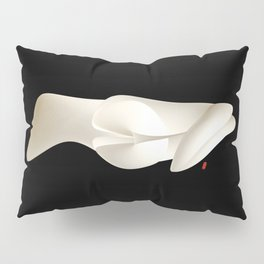 nude Pillow Sham