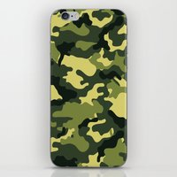 "military iPhone & iPod Skins featuring Military  by ""CVogiatzi."
