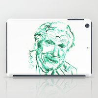 carl sagan iPad Cases featuring Carl Jung by echoes