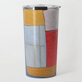 The Abstract Daily Art Print #7 Travel Mug