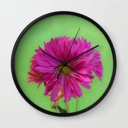 Aesthetic Exit Wall Clock