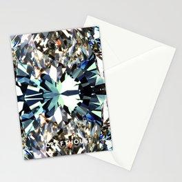JCrafthouse Crystal Dynamic - Natural Stationery Cards
