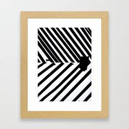Kollage n°185 Framed Art Print