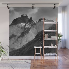 Patagonian Mountains Wall Mural
