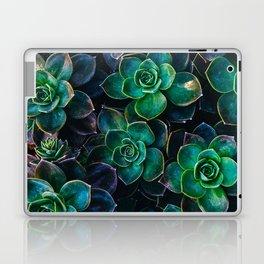 Succulent fantasy Laptop & iPad Skin