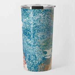 Blue Bison Travel Mug