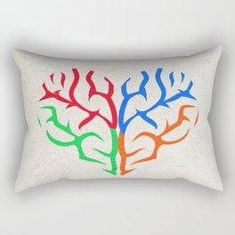 Eternal Sunshine of the Spotless Mind Alternate and Minimalist Poster Rectangular Pillow
