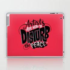Disturb The Peace Laptop & iPad Skin