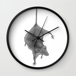 By The Tail Wall Clock