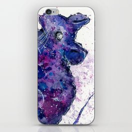 Space Mouse iPhone Skin