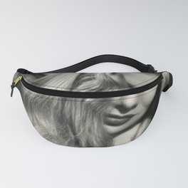 Veronica Lake black and white photography / black and white photographs Fanny Pack
