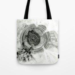 Inside My World Tote Bag