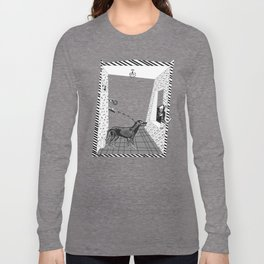 Sweet pomegranates are always better than a poisoned fish. Long Sleeve T-shirt