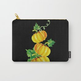Pumpkins Deco Thanksgiving Minimalist Abstract Carry-All Pouch