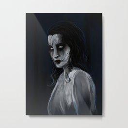 Mary Lee Metal Print