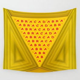 The magic word Wall Tapestry
