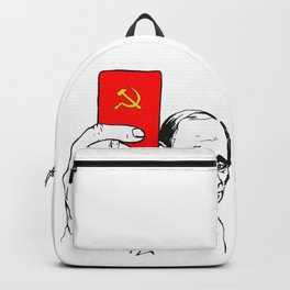 World Cup 2018 Fifa Putin Football Red Card Backpack
