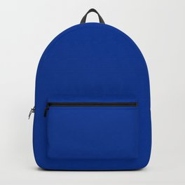 Dallas Football Team Blue Solid Mix and Match Colors Backpack