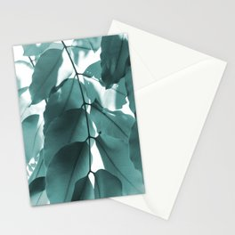 Leaves VI Stationery Cards