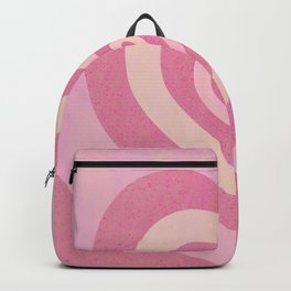 Love Inception - soft pink Backpack
