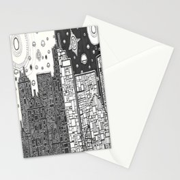The Holy Metamorphicity Stationery Cards