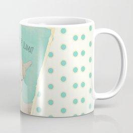 COMOTE LLAMA ? MINT Coffee Mug