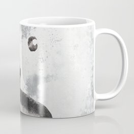 。Yearning for the Moon 。 Coffee Mug